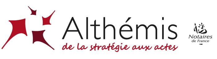 Logo Althémis - De la stratégie aux actes
